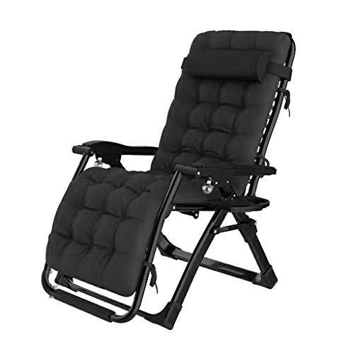 Gdfr5g5d Camp Stuhl Liege Gartenstuhl, Garten Terrasse Sonnenliegen, Klappstühle, Chairssingle Büro Nickerchen Bett Mittagspause Stuhl faul Rückenlehne Stuhl (Color : D)