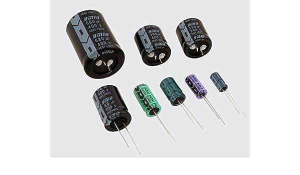 3 x 1500UF 25V Condensatore Elettrolitico 13x25 105 ELVT 1500UF 25V 3 pezzi