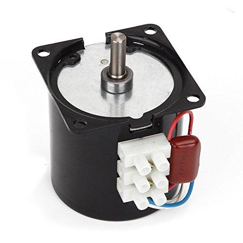 DN AC 220 V 20 Umdrehungen pro Minute Gedreht Drehzahl synchron Reduktionsgetriebe Motor 14W - Ac-motor