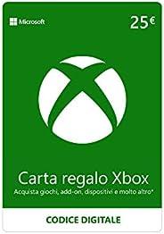 Xbox Live - 25 EUR Carta Regalo [Xbox Live Codice Digital]