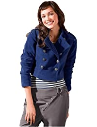 Military jacket wool optic (730404)