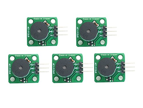 WINGONEER 5PCS Neue Version Passive Summer-Modul für Arduino (Neues Modul)