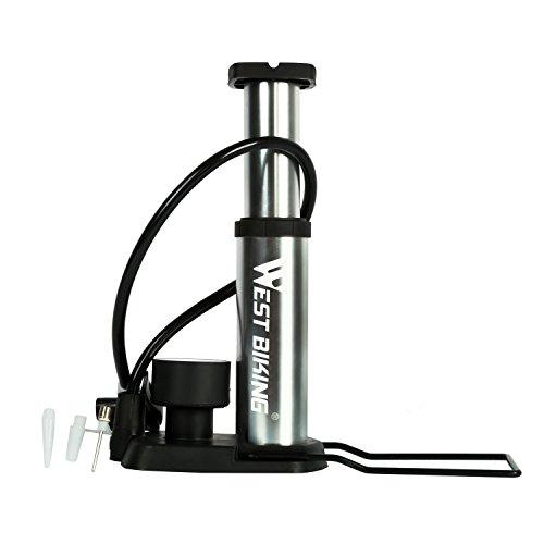 west-biking-mini-bike-boden-pumpen-160-psi-presta-und-schrader-ventil-kompatibel-fur-mountain-road-f