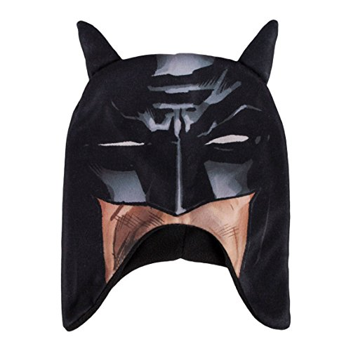 Batman Wintermütze Mütze (Maske Disney Tier)