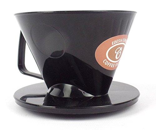 EDESIA ESPRESS - Kaffeefilteraufsatz aus Kunststoff - Größe 1