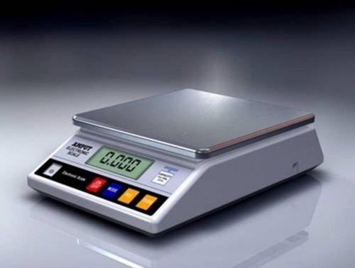 Preisvergleich Produktbild Mancelboutique Elektronische Waage, kompakt, vielseitig, Zählfunktion, 6000g x 0,1g
