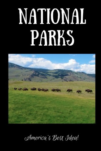 National Parks - America's Best Idea: Adventure Journal - Buffalo Herd (Rv-herde)