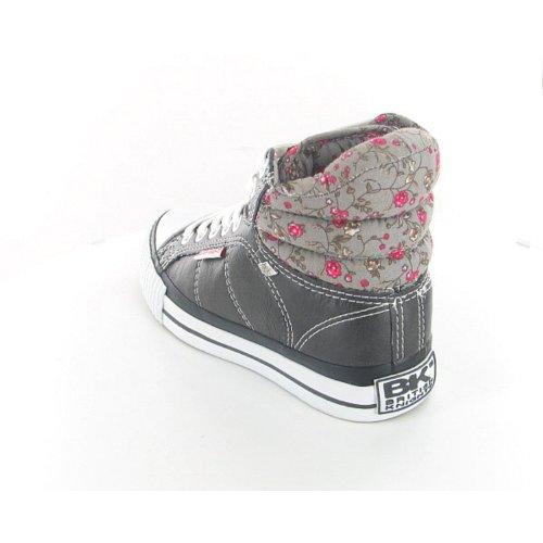 BRITISH KNIGHTS ATOLL KIDS B29-3705-01 enfant (garçon ou fille) Chaussures de sport Gris