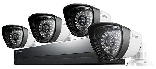 Preisvergleich Produktbild Samsung sds-p3042 / EU DVR 4-ch 960H 500 GB + 4 Kameras [1] (steht zertifiziert)