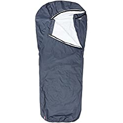 MILLET Bivy Bag Saco de vivac, Unisex-Adult, Asphalt, U