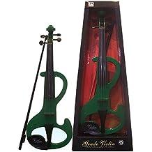 FOKOM Violino Elettronico Strumenti Musicali Giocattolo per Bambini