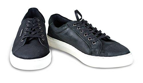 1e69c35cfb POLICE Men s Sneakers – Low Teck Shoes – BLACK (45)