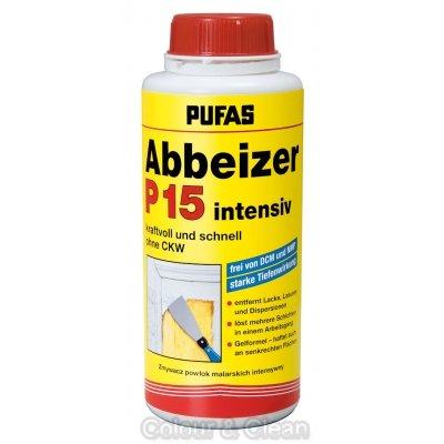 Pufas Abbeizer P15 intensiv 750 ml Kraft-Abbeizmittel für Lacke Lasuren Farben von Pufas bei TapetenShop