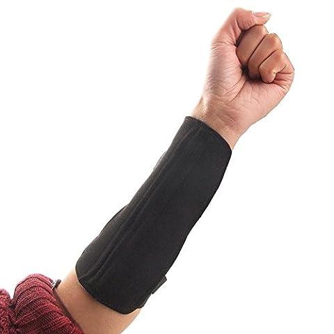 Docooler Protections Bras Protection de Avant-bras et Poignet pour Tir à l'arc Bow Archers Chasse Lightweight Tir à l'arc Arm Protection Guard
