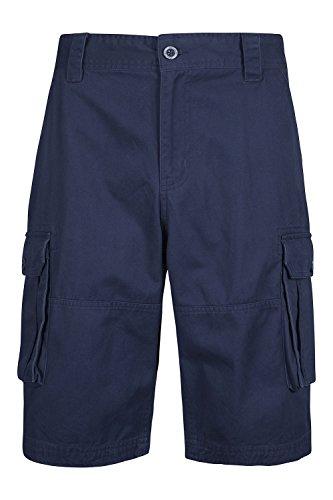 mountain-warehouse-mens-walking-hiking-cargo-lightweight-summer-comfortable-shorts-navy-36