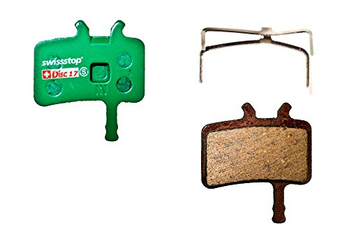 SwissStop Bremsbeläge Disc Brake Pads 2 St. AVID Juicy 3, 5, 7, Ultimate BB7 Nr. 17