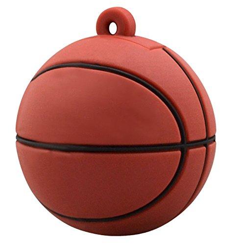 Modeschmuck Blanca (cle 16GB usb Original-Design Spaß Basketball ungewöhnlichen)