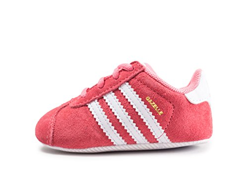 Adidas Gazelle Stitch, Zapatillas de Skateboard para Mujer, Rosa (Wonpnk/Wonpnk/Ftwwht Bb6708), 38 EU adidas