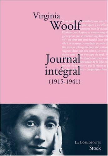 Journal intégral : 1915-1941