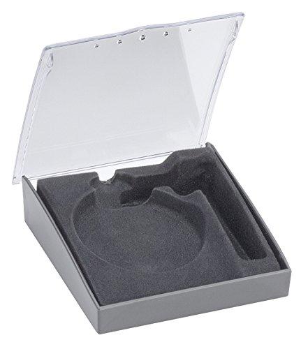 Pure Grey orologio da taschino Custodia