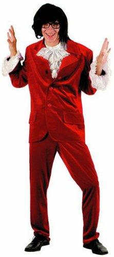 Homme Kostüm Grande Taille - Unbekannt Aptafêtes Kostüm Austin