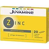 Juvamine - Oe 20 Ampoules Zinc 172G - Prix Unitaire - Livraison Gratuit En France Métropolitaine Sous 3 Jours Ouverts