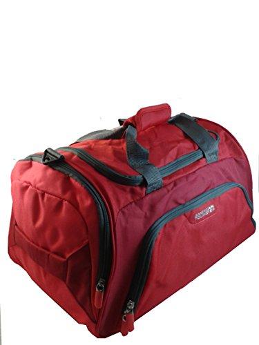 american-tourister-road-quest-sac-de-sport-grand-format-50-cm-38-l-rouge-solide