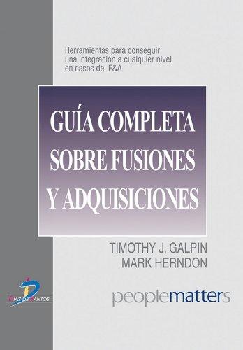Guía completa sobre fusiones y adquisiciones por Alfonso Jiménez Jiménez