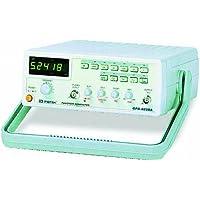 GW Instek GFG-8250A - Generatore di funzioni con display a LED a 6 cifre, frequenzimetro, (5 Mhz Generatore Di Funzioni)