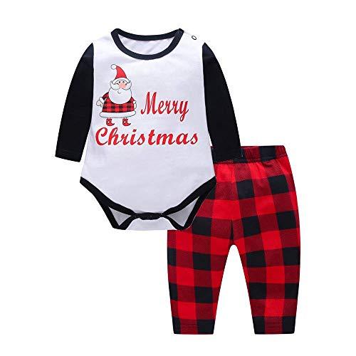 Vater Xmas Outfits - Likecrazy Weihnachtspyjama Familie Outfit Pyjama Zweiteiliger