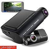 Thinkware Q800 Pro Dash Cam, 2CH Hardwire Front Camera con telecamera posteriore 1080P HD