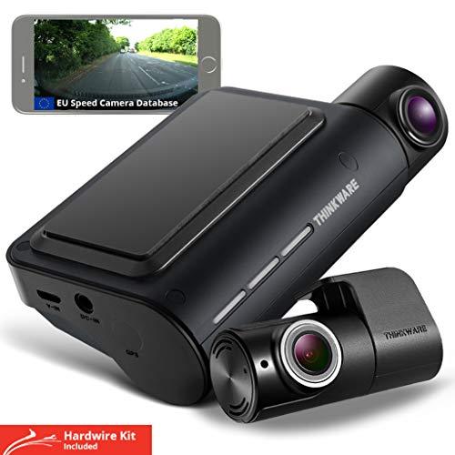 Thinkware Q800PROEU2CH32GBH Dash Cam - Low-profile-drain