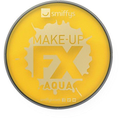 Smiffy's - Make-Up FX, Aqua Gesichts- und Körperfarbe (Halloween Fx Make-up-ideen)