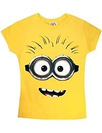 Despicable Me Teil 2 Girlie-Shirt mit Minion Phil