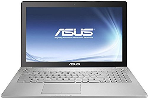 Asus N550JK-DS544H 39,6 cm (15,6 Zoll 4K UHD) Notebook (Intel Core i7 4710HQ, 2,5GHz, 8GB RAM, 256GB SSD, NVIDIA GeForce GTX 850M, DVD, Win 8) silber