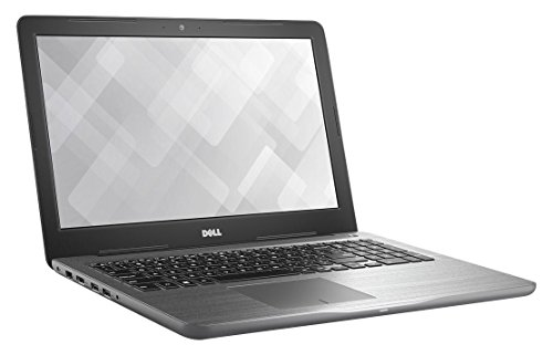 Dell Amd-notebooks (Dell 5567-9606 Notebook (Intel Core i7-7500U, 256GB Festplatte, 8GB RAM, AMD Radeon R7 M445, Win 10 Home) grau (polnishe Tastatur))