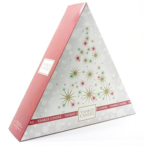 Ufficiale rare Classic feste di Natale Yankee Candle Sparkle calendario dell' avvento