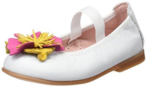 Pablosky 318301, Ballerine bambine bianco Size: 24 EU