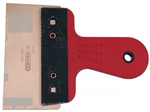 KS Tools 9639560 BRONZEplus Breitspachtel starres Blatt 120 mm