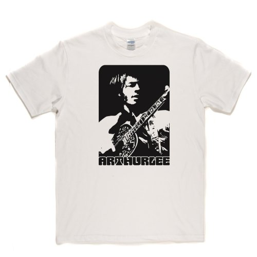 Arthur Lee American psychedelic Rock Musician T-shirt Weiß