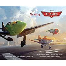 [(The Art of Planes)] [ By (author) Tracey Miller-Zarneke, Preface by John Lasseter, Foreword by Klay Hall, Foreword by Bobs Gannaway ] [August, 2014]