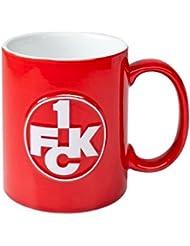 Brauns 1. FC Kaiserslautern Tasse Relief, rot, 18083