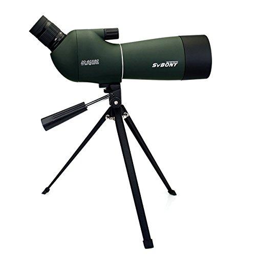 Svbony Telescopio 20-60 x 60 Zoom...