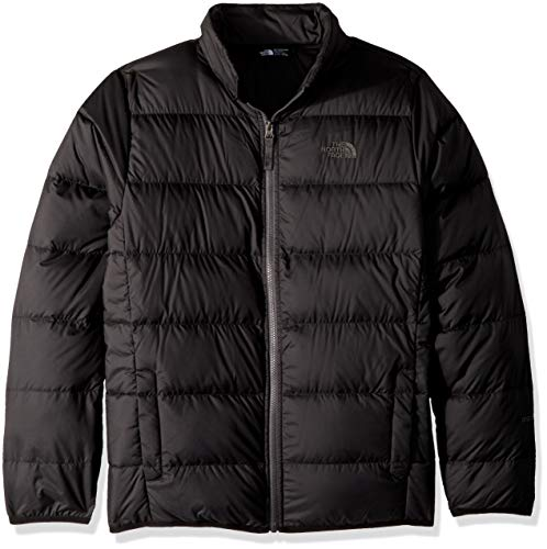 THE NORTH FACE Jungen Andes Jacke, TNF Black/Graphite Grey, L