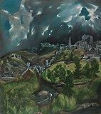 Berkin Arts EL Greco Giclée Leinwand Prints Gemälde