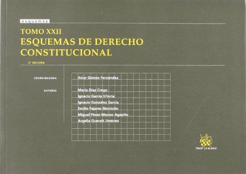 Tomo XXII Esquemas de Derecho Constitucional