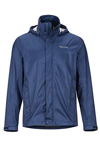Marmot Herren PreCip Eco Jacket Hardshell Regenjacke, Blau (Arctic Navy), XL