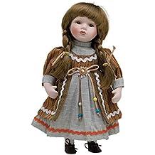 ec7a874b25a3 Bambola di porcellana di 30 cm