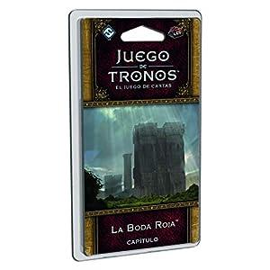 Fantasy Flight Games- Juego de Tronos 2ª Edicion LCG - La Boda Roja - Español, Color (Edge FFGT19)