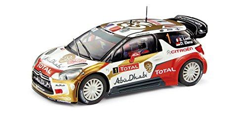 Les Voitures 1/32éme - A10158x300 - Voiture De Circuit - Citroën Ds3 Abu Dhabi 1 Sébastien Loeb